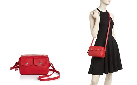 Longchamp Le Foul Leather Camera Crossbody - Bloomingdale's_2