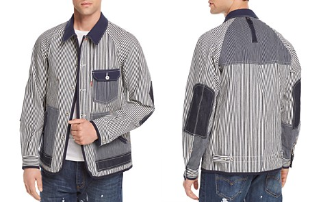 Junya Watanabe x Levi's Railroad Stripe Jacket - Bloomingdale's_2