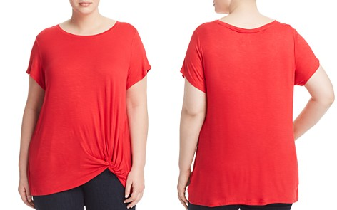 Marc New York Performance Plus Twisted Faux-Knot Tee - Bloomingdale's_2