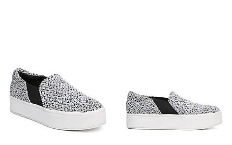 Vince Women's Warren Knit Platform Sneakers - Bloomingdale's_2