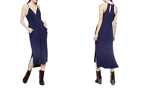 BCBGeneration Faux-Wrap Midi Dress - Bloomingdale's_2