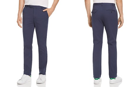 ATM Anthony Thomas Melillo Stretch Canvas Slim Fit Pants - 100% Exclusive - Bloomingdale's_2