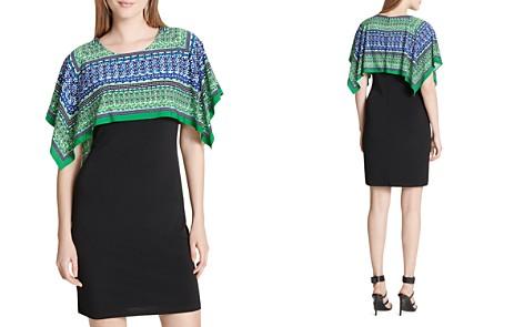 Calvin Klein Layered-Look Dress - Bloomingdale's_2