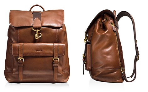 COACH Bleecker Leather Backpack - Bloomingdale's_2