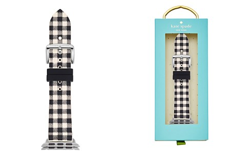 kate spade new york Checkered Apple Watch Strap - Bloomingdale's_2