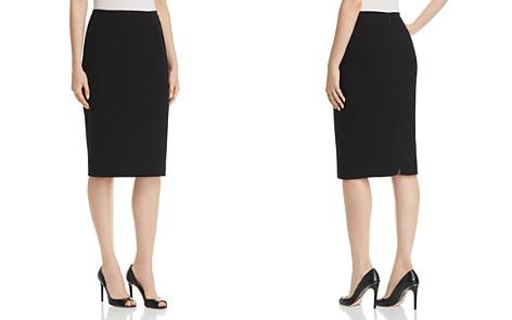 Elie Tahari Harla Seamed Pencil Skirt - Bloomingdale's_2