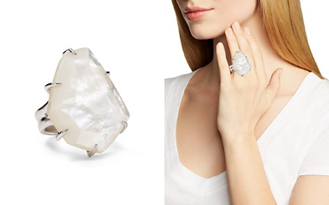 Kendra Scott Megan Mother-of-Pearl Statement Ring - Bloomingdale's_2