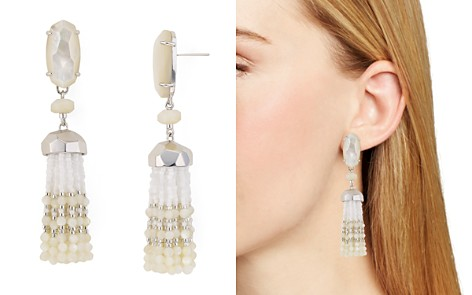 Kendra Scott Dove Tassel Drop Earrings - Bloomingdale's_2