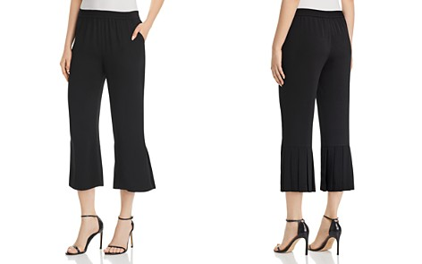 Le Gali Faye Pleated-Cuff Cropped Pants - 100% Exclusive - Bloomingdale's_2