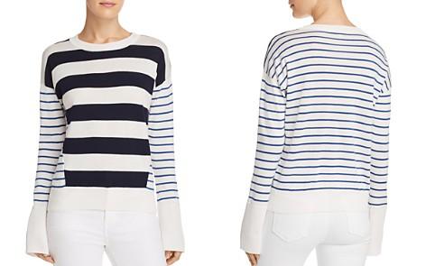 Joie Kaylara Striped Sweater - Bloomingdale's_2