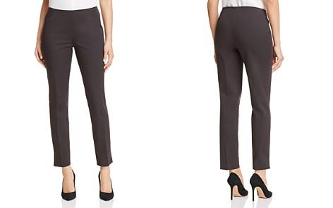 Lafayette 148 New York Stanton Side-Zip Pants - Bloomingdale's_2