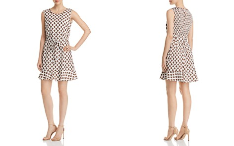 Le Gali Susannah Tile-Print Dress - 100% Exclusive - Bloomingdale's_2