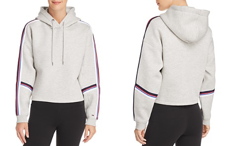 Tommy Jeans Striped-Trim Hooded Sweatshirt - Bloomingdale's_2