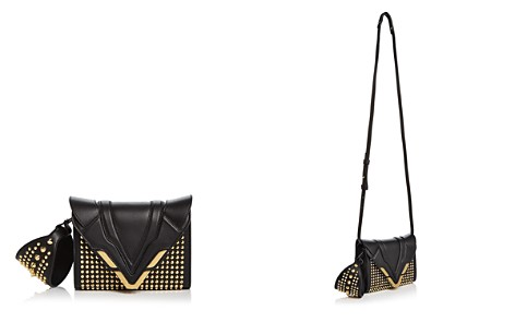 ELENA GHISELLINI Angel Small Punky Convertible Leather Wristlet - Bloomingdale's_2