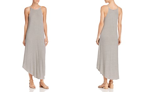 AQUA Striped Jersey Maxi Dress - 100% Exclusive - Bloomingdale's_2