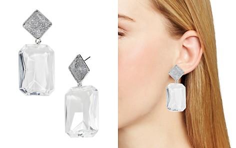 BAUBLEBAR Liva Faceted Lucite Drop Earrings - Bloomingdale's_2