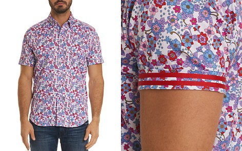 Robert Graham Manzo Regular Fit Button-Down Shirt - Bloomingdale's_2