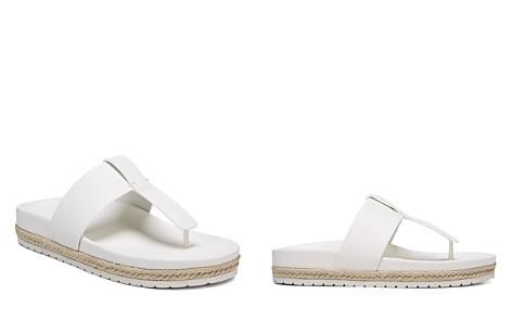 Vince Women's Avani Leather Thong Platform Sandals - Bloomingdale's_2