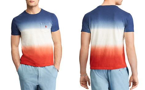 Polo Ralph Lauren Ombré Custom Slim Fit Tee - Bloomingdale's_2