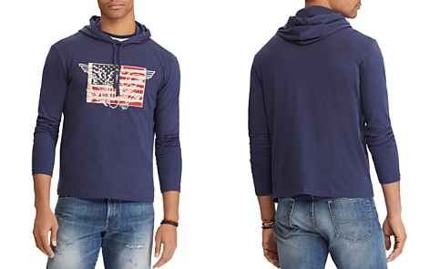 Polo Ralph Lauren Flag Jersey Hooded Tee - Bloomingdale's_2