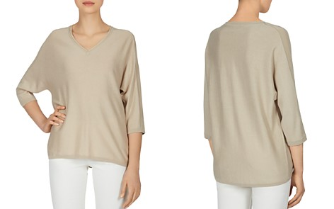Gerard Darel Fard Dolman-Sleeve Oversized Top - Bloomingdale's_2