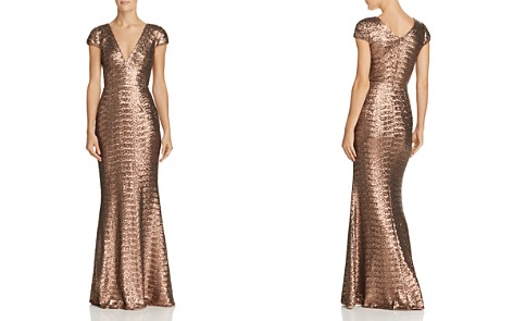Dress the Population Lina Sequined Gown - Bloomingdale's_2