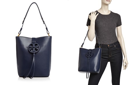 Tory Burch Miller Leather Hobo - Bloomingdale's_2