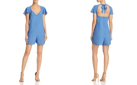 FRENCH CONNECTION Kozani Romper - Bloomingdale's_2