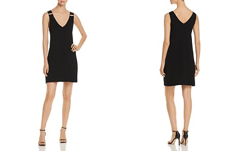 Lyssé Halsey Embellished Double V-Neck Dress - Bloomingdale's_2