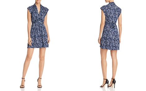 FRENCH CONNECTION Remi Floral-Print Dress - Bloomingdale's_2