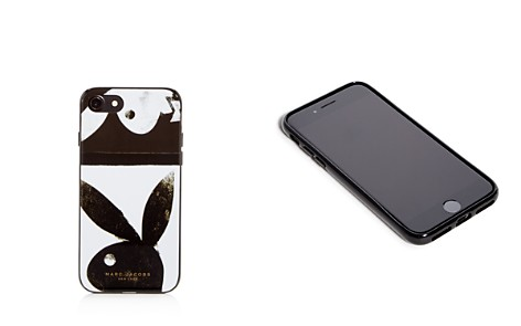 MARC JACOBS Playboy Bunny iPhone 7/8 Case - Bloomingdale's_2