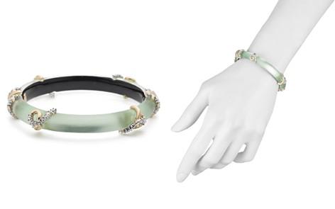 Alexis Bittar Pavé Knots Bangle Bracelet - Bloomingdale's_2
