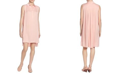 CATHERINE Catherine Malandrino Stella Sleeveless High/Low Shirt Dress - Bloomingdale's_2