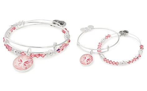 Alex and Ani Butterfly Expandable Bracelets - Bloomingdale's_2