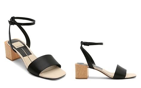 Dolce Vita Women's Zarita Leather Block Heel Sandals - Bloomingdale's_2