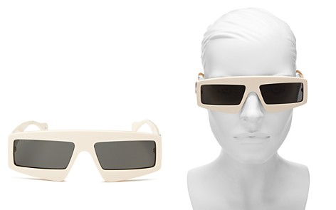 Gucci Rectangular Sunglasses, 61mm - Bloomingdale's_2