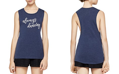 BCBGeneration Always Dancing Muscle Tank - Bloomingdale's_2