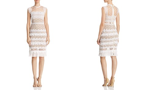 BRONX AND BANCO Majiorca Lace Dress - Bloomingdale's_2