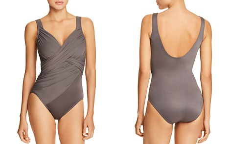 Miraclesuit Rock Solid Revele One Piece Swimsuit - Bloomingdale's_2