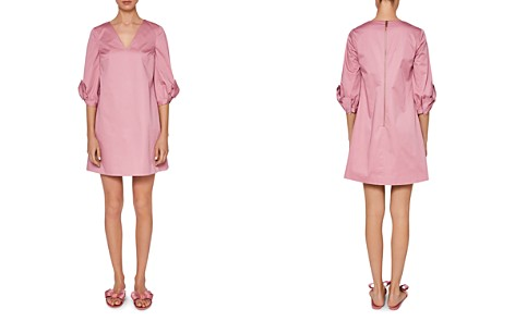 Ted Baker Solyane Bow-Detail Tunic Dress - Bloomingdale's_2