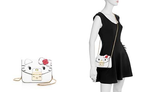 Furla Hello Kitty Metropolis Mini Leather Crossbody - Bloomingdale's_2