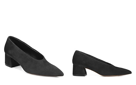 Vince Women's Rafe Pointed Toe Mid-Heel Pumps - Bloomingdale's_2