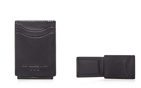 John Varvatos Star USA Leather Card Case - Bloomingdale's_2