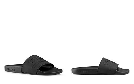Gucci Women's Logo Slide Sandals - Bloomingdale's_2