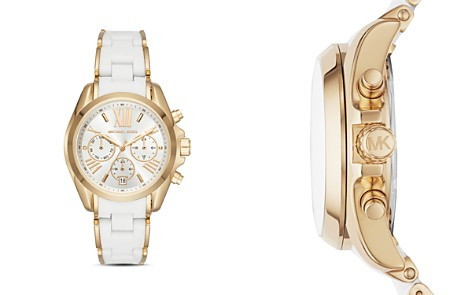 Michael Kors Bradshaw Watch, 40mm x 45mm - Bloomingdale's_2