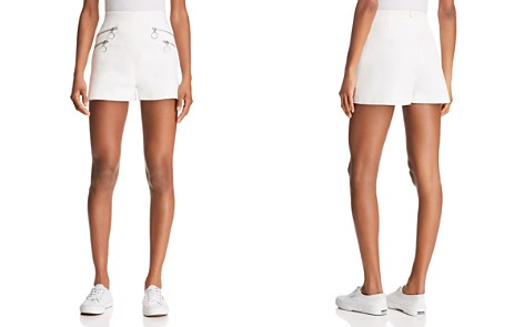 C/MEO Collective Elation Zip Shorts - Bloomingdale's_2