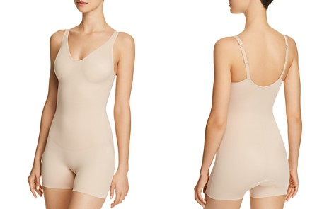TC Fine Intimates Moderate Control Shaping Bodysuit - Bloomingdale's_2