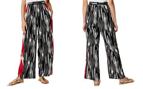 KAREN MILLEN Printed Wide-Leg Pants - Bloomingdale's_2