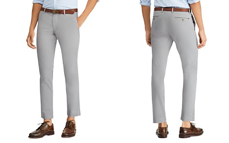 Polo Ralph Lauren Polo Stretch Slim Fit Chinos - Bloomingdale's_2