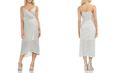VINCE CAMUTO Island Imprints Midi Wrap Dress - Bloomingdale's_2